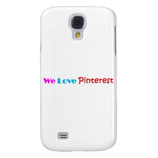Pinterest Item Fan Made Design Galaxy S4 Cover