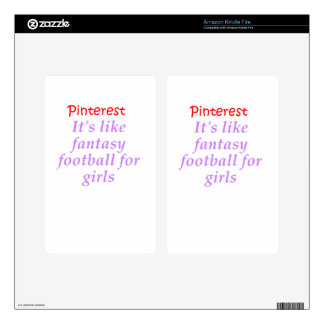 Pinterest Skin For Kindle Fire