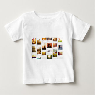 Pinterest Themed Baby T-Shirt