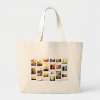 Pinterest Themed Canvas Bag
