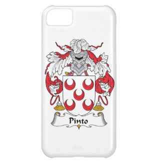 Pinto Family Crest Case For iPhone 5C