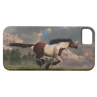 Pinto Mustang Galloping iPhone SE/5/5s Case