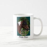 Pinto Paso Fino Mug