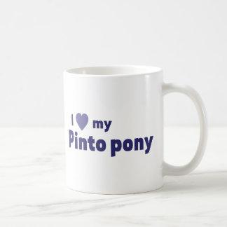 Pinto pony mugs
