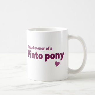 Pinto pony mug