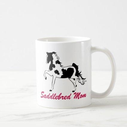 Pinto Saddlebred Mom Coffee Mugs