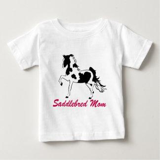 Pinto Saddlebred Mom Tee Shirt