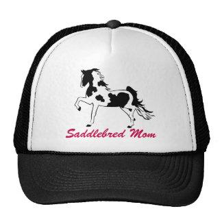 Pinto Saddlebred Mom Trucker Hat