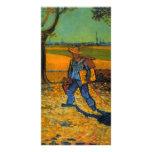 pintor de Vincent van Gogh Tarjetas Personales