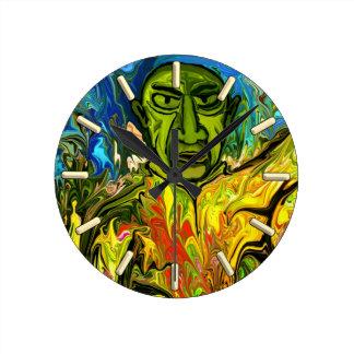 Pintor famoso por el rafi talby reloj redondo mediano