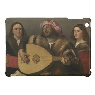 Pintor Giovanni Busi Cariani, nacido en Venecia iPad Mini Cover