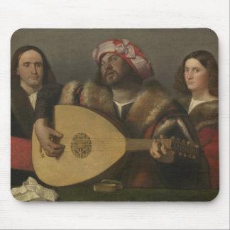 Pintor Giovanni Busi Cariani, nacido en Venecia Mouse Pad