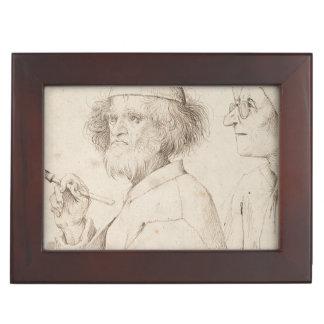 Pintor y perito de Pieter Bruegel Cajas De Recuerdos