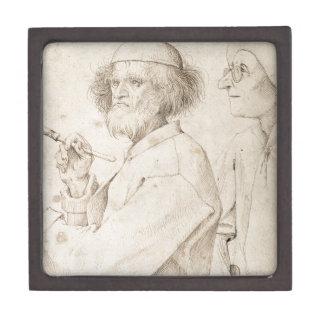 Pintor y perito de Pieter Bruegel Caja De Regalo De Calidad