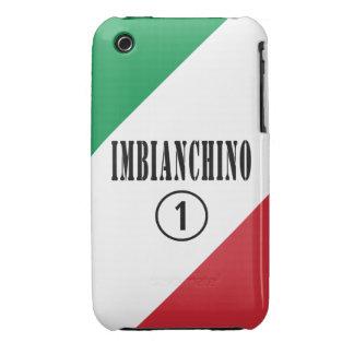 Pintores italianos: Uno de Imbianchino Numero iPhone 3 Funda