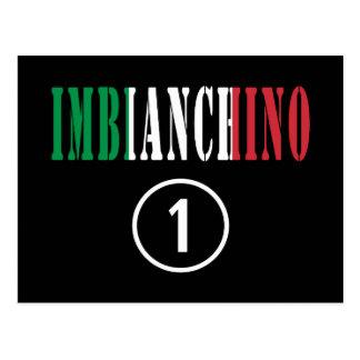 Pintores italianos: Uno de Imbianchino Numero Tarjeta Postal