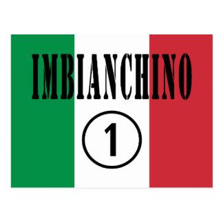 Pintores italianos: Uno de Imbianchino Numero Tarjetas Postales