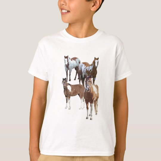 Pintos And Paints t-shirt