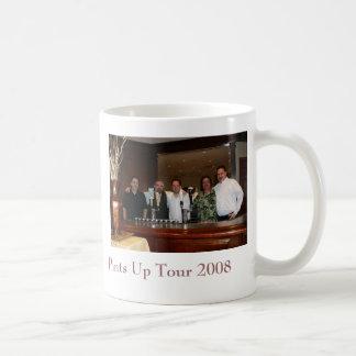 Pints Up Tour 2008 Coffee Mug