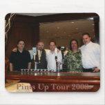 Pints Up Tour 2008 Mouse Pad