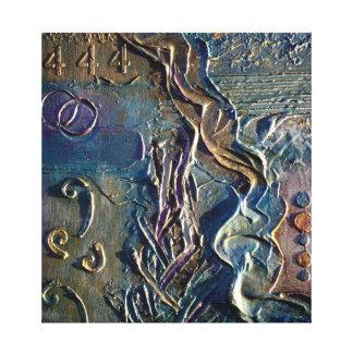 Pintura abstracta - 444 por el arte de Anderson