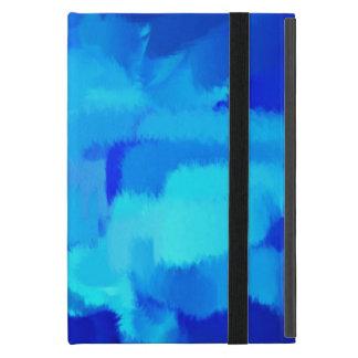 Pintura abstracta abstracta 12 del arte el iPad mini carcasa