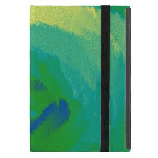 Pintura abstracta abstracta 14 del arte el iPad mini protector