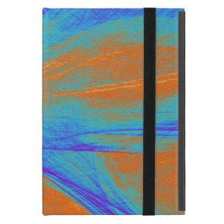 Pintura abstracta abstracta 18 del arte el iPad mini cárcasas