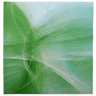 Pintura abstracta abstracta 19 del arte el   servilletas