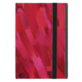Pintura abstracta abstracta 35 del arte el iPad mini cárcasas