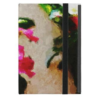 Pintura abstracta abstracta del arte el iPad mini protectores