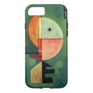 Pintura abstracta ascendente de Kandinsky Funda iPhone 7