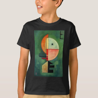 Pintura abstracta ascendente de Kandinsky Playera