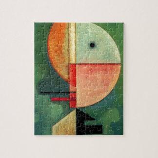 Pintura abstracta ascendente de Kandinsky Puzzle Con Fotos
