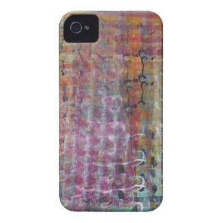 Pintura abstracta Case-Mate iPhone 4 carcasa