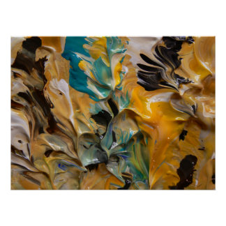 Pintura abstracta (detalle) #848 impresiones