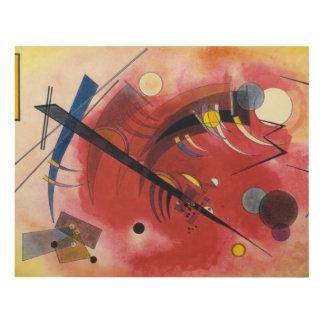 Pintura abstracta que hierve a fuego lento interna cuadro