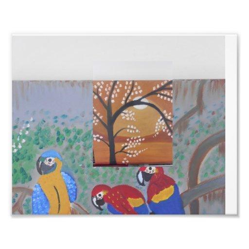 pintura al óleo para la venta arte con fotos