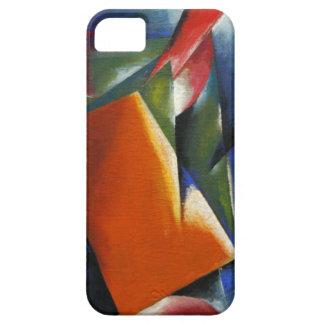 Pintura arquitectónica de Lyubov Popova iPhone 5 Carcasas