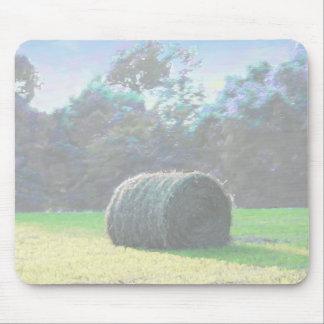 Pintura: Bala de heno, por Mikell van der Laan Tapete De Ratón
