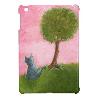 Pintura caprichosa del arte popular del árbol del