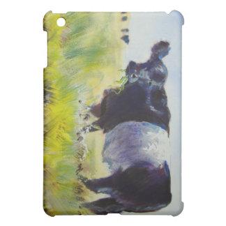 Pintura ceñida de la vaca de Galloway
