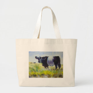 Pintura ceñida de la vaca de Galloway Bolsa