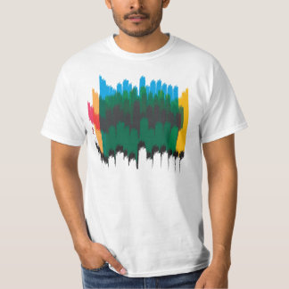 Pintura Color T-Shirt