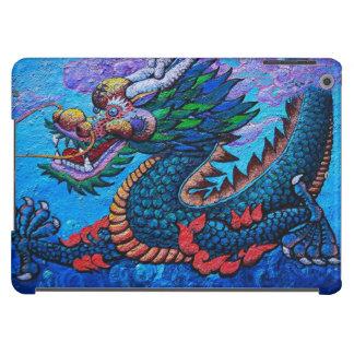 Pintura colorida del dragón del aceite chino orien