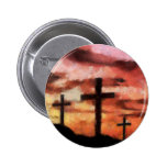 pintura de 3 cruces pin