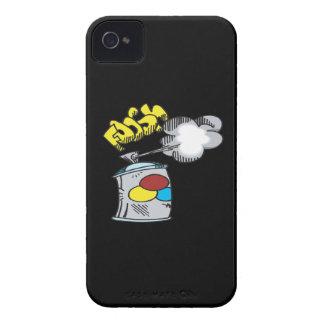 Pintura de aerosol Case-Mate iPhone 4 carcasa