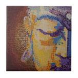 Pintura de Buda Tejas