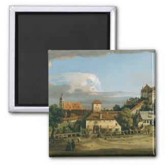 Pintura de Camilo Corot Imán Para Frigorífico