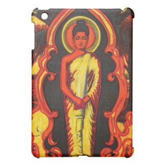 Pintura de colocar a Buda